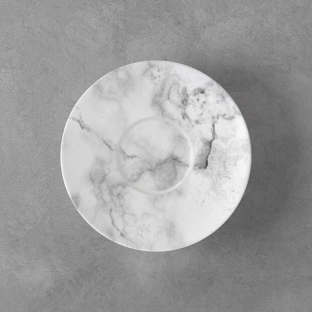 Marmory White platillo para taza de café, 16 x 16 x 2 cm, , large