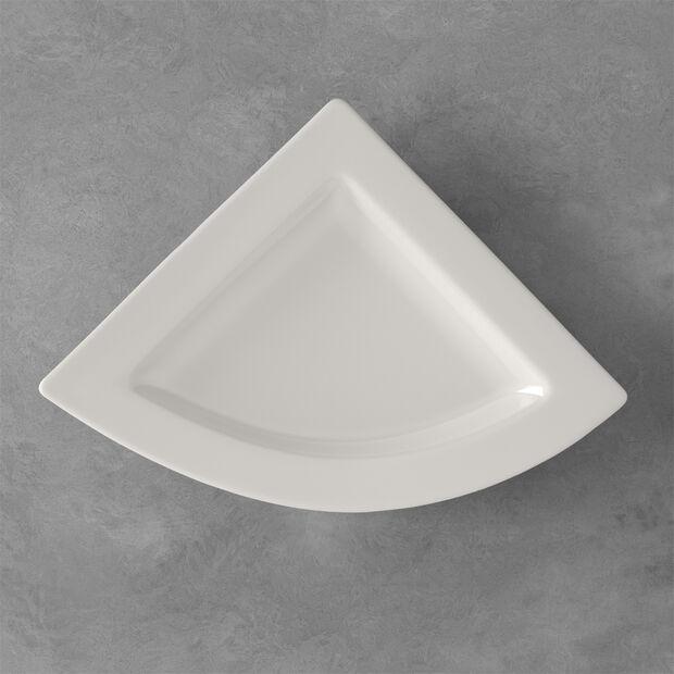 NewWave plato llano triangular, , large