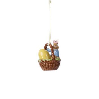Bunny Tales cesta de adorno Max