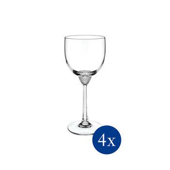 Octavie copa de vino tinto, 4 unidades