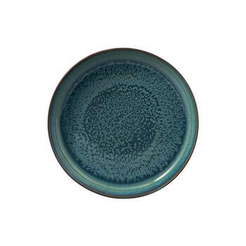 Crafted Breeze plato hondo, gris azulado, 21,5 cm