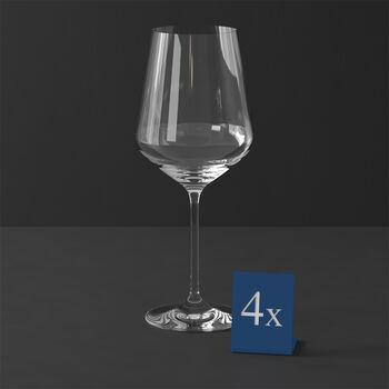 La Divina copa de vino tinto, 4 unidades
