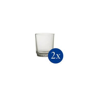 like by Villeroy & Boch it's my match mineral set de vasos de agua, verde, 9 x 10 cm, 2 unidades
