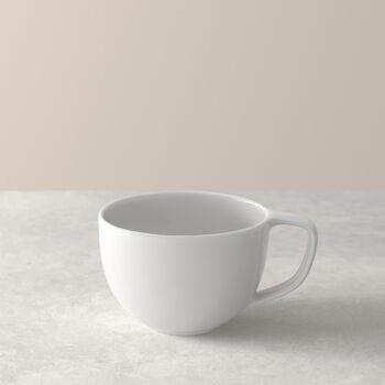 NEO White taza de café sin platillo de 10 x 12 x 7 cm