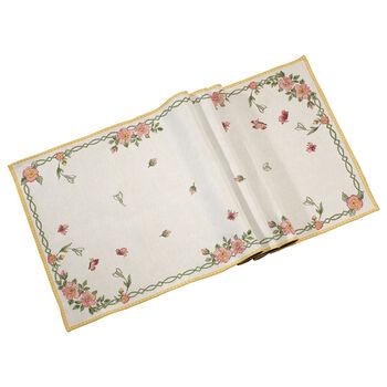 Spring Fantasy camino de tapiz para mesa New Flowers XL 49 x 143cm