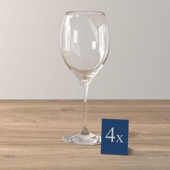 Maxima copa de vino tinto, 4 unidades