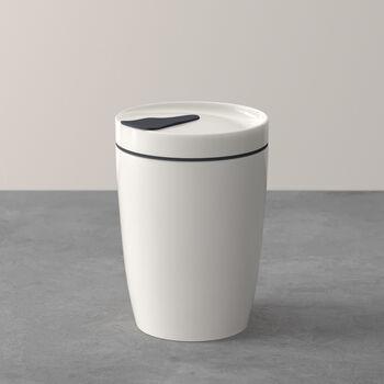 Taza grande de café To Go, 270 ml, blanco