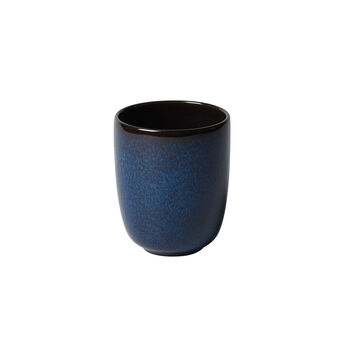 Lave Bleu taza grande sin asa de 9 x 9 x 10,5 cm
