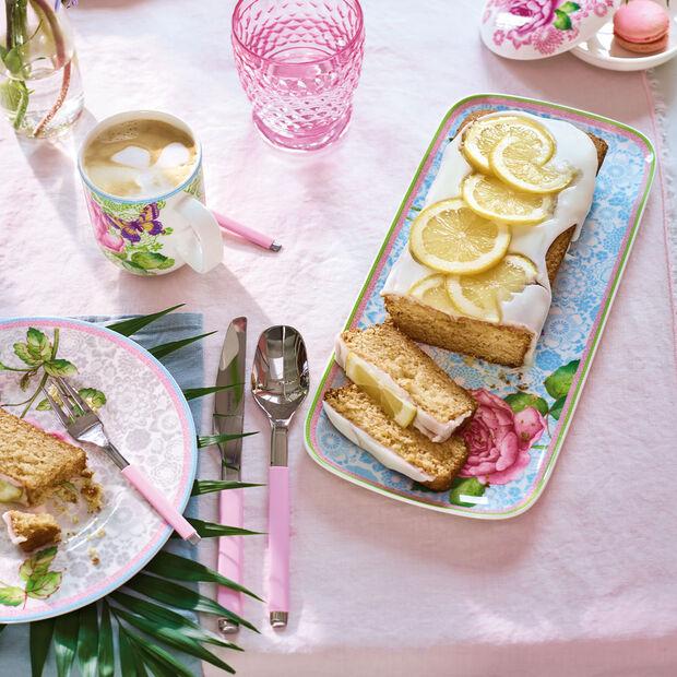Rose Cottage bandeja cuadrada para tarta, , large