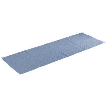 Textil News Breeze Cami.de mesa azul claro 50x140cm