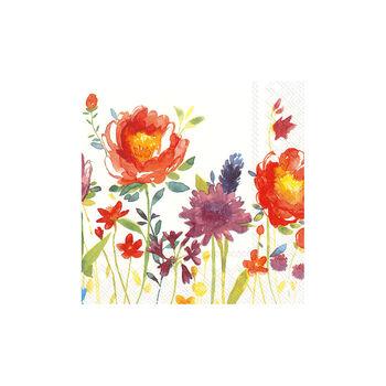 Servilletas de papel Anmut Flowers, 20 unidades, 33x33cm