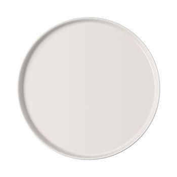 Iconic plato universal, blanco, 24 x 2 cm