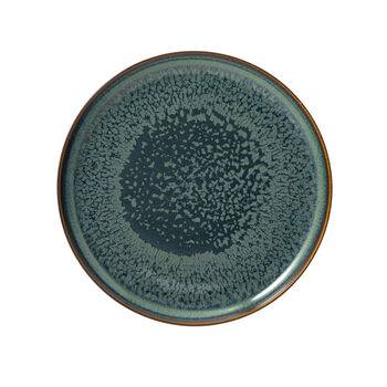 Crafted Breeze plato llano, gris azulado, 26 cm