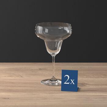 Purismo Bar set de 2 copas de cóctel margarita