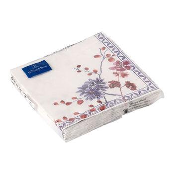 Servilletas de papel Artesano Provencal Lavendel, 20 unidades, 33x33cm