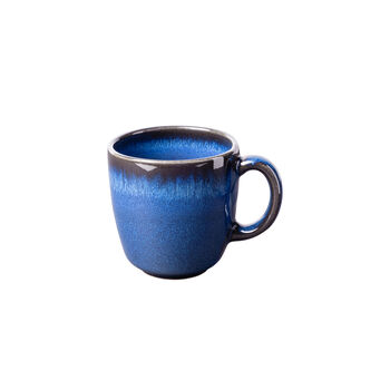 Lave bleu taza de café, 190 ml