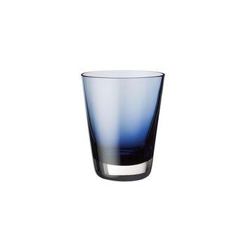 Colour Concept vaso de agua o cóctel Midnight Blue