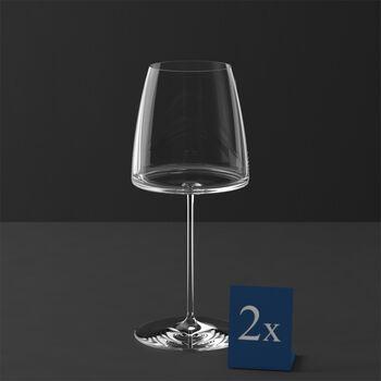 MetroChic copa de vino blanco, 2 unidades, 590ml