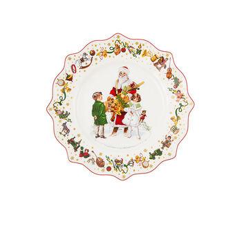 Annual Christmas Edition Plato postre 2021 24x24cm