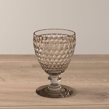 Boston Coloured Vaso de vino blanco Smoke