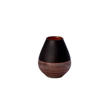 Manufacture Swirl jarrón pequeño para una sola flor