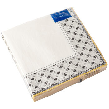 Servilletas de papel Audun, 20 unidades, 33x33cm