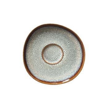 Lave beige platillo para taza de café, 15,5cm