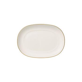Anmut Gold rabanera, longitud de 20 cm, blanco/oro