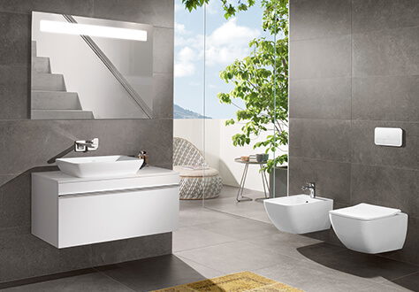 Planificador de baño: diseñe el cuarto de baño de sus sueños online ...