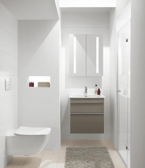 Luz en el baño - Villeroy & Boch