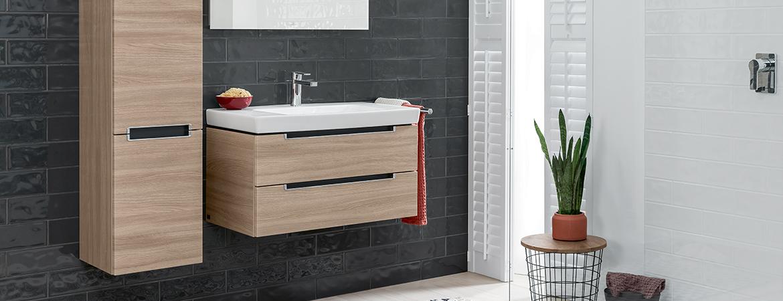 Muebles de baño de Villeroy & Boch