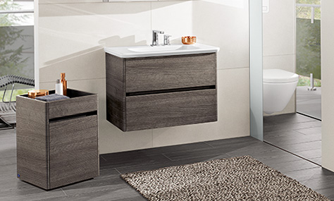 Muebles de baño - Descubra nuestras colecciones - Villeroy & Boch