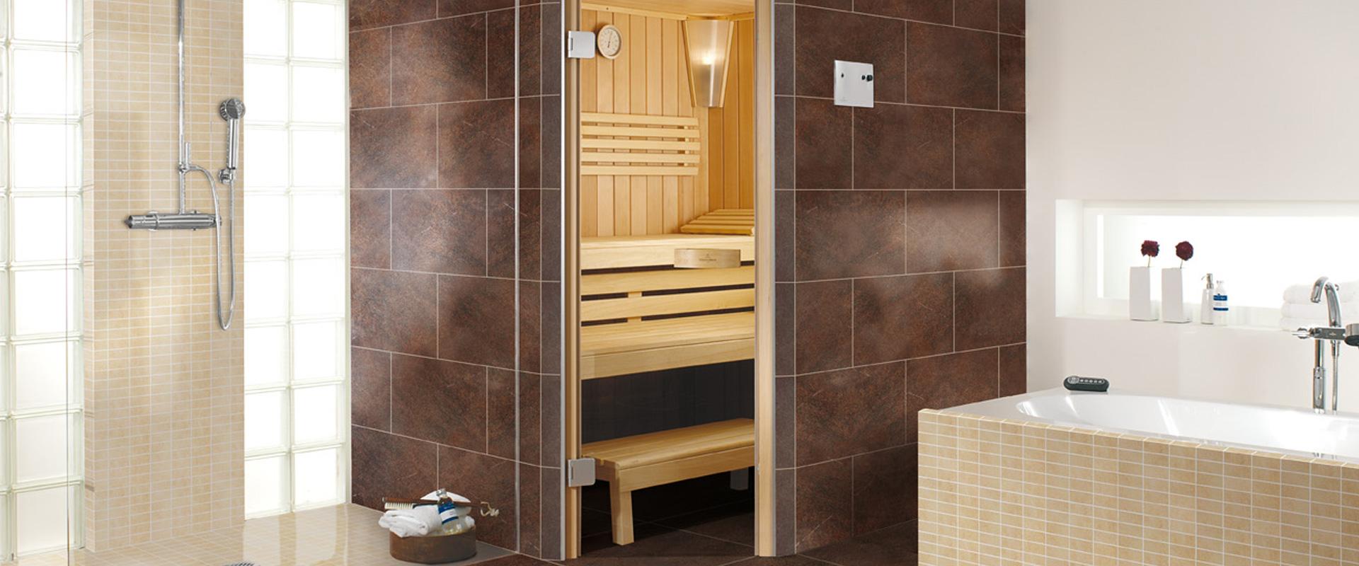 Cabinas De Baño Sauna:Sauna y cabinas de infrarrojos: productos y modelos de un vistazo