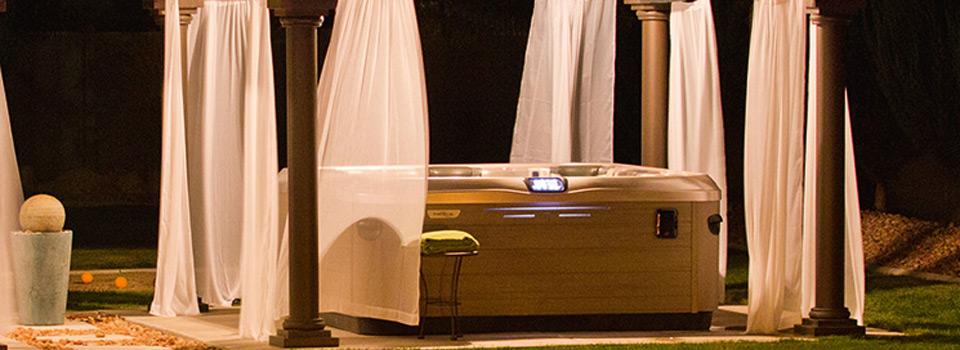 Bañera de hidromasaje para exterior de Villeroy & Boch - descanso ...