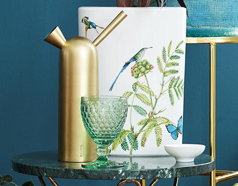 Amazonia - Porcelana de diseños tropicales - Villeroy & Boch