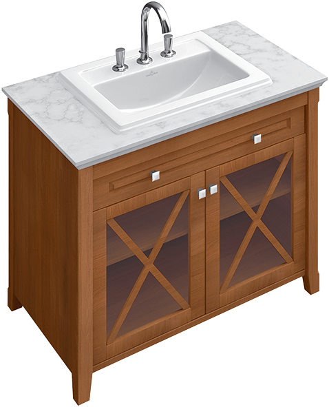 Armarios de ba o bajo lavabo for Armarios bajos baratos